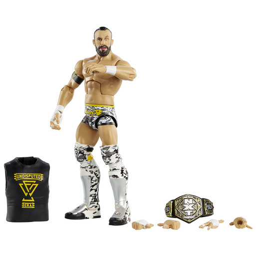 WWE Elite Figure - Bobby Fish from TheToyShop