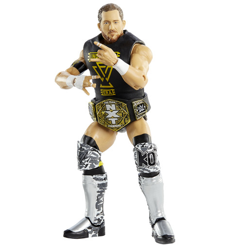 WWE Elite Figure Collection - Kyle O'Reilly