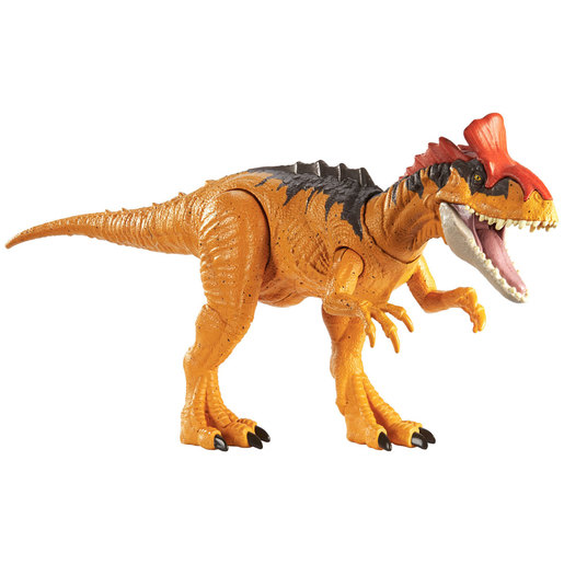 Jurassic World Sound Strike Dinosaur Figure - Cryolophosaurus