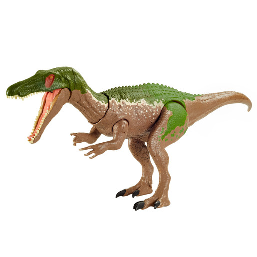 Jurassic World Sound Strike Dinosaur Figure - Baryonyx Grim