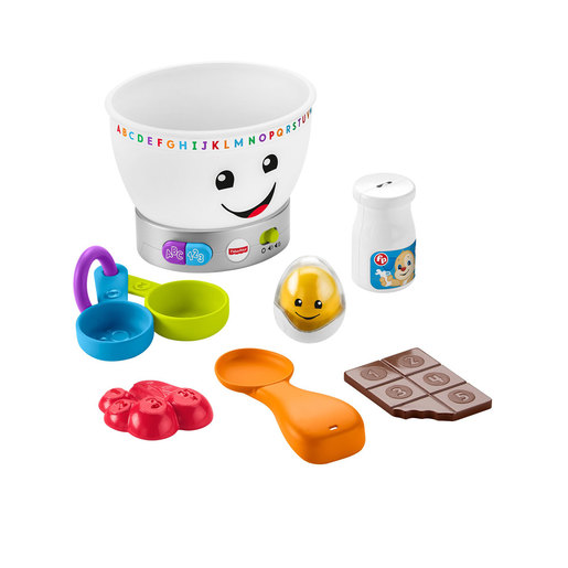 Fisher-Price Laugh & Learn Magic Colour Mixing Bowl from TheToyShop