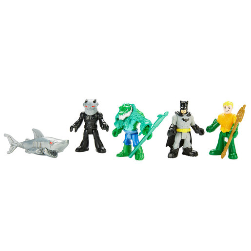 Fisher-Price Imaginext DC Super Friends - Flash Vs Villains