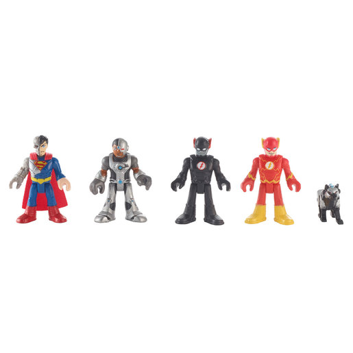 Fisher-Price Imaginext DC Super Friends - Batman Vs Villains