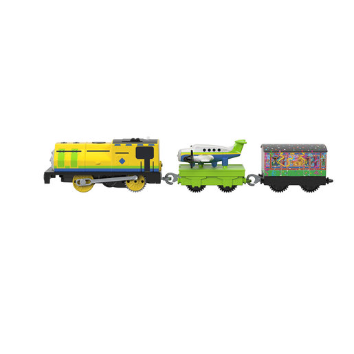 Fisher-Price Thomas & Friends TrackMaster - Motorised Raul & Emerson Train Set
