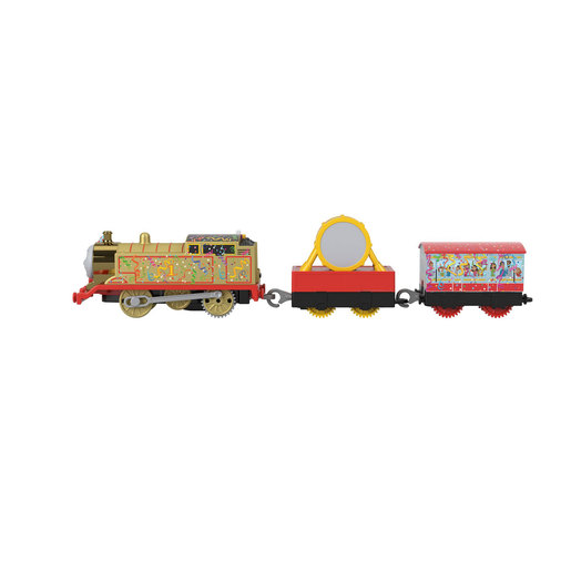 Fisher-Price Thomas & Friends Trackmaster Motorised Engine - Golden Thomas
