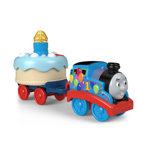 Thomas & Friends Birthday Wishes Thomas from TheToyShop