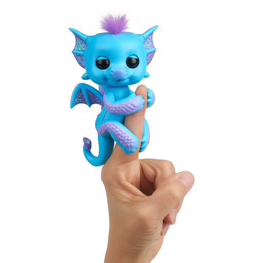Fingerlings Baby Dragon - Blue