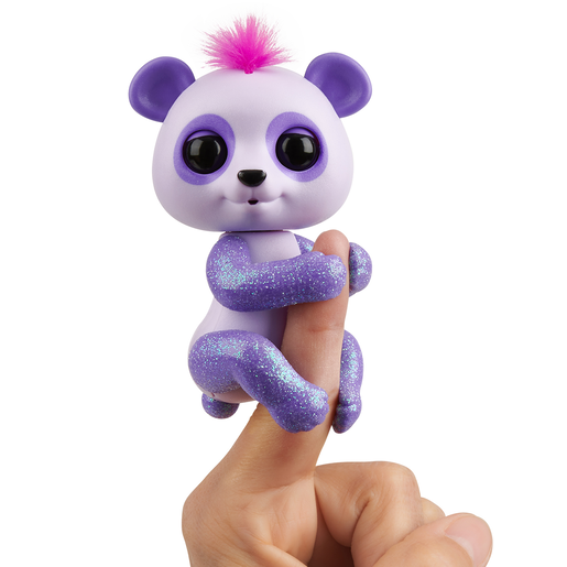 Fingerlings Glitter Panda - Beanie