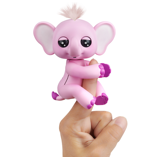 Fingerlings Elephant - Nina