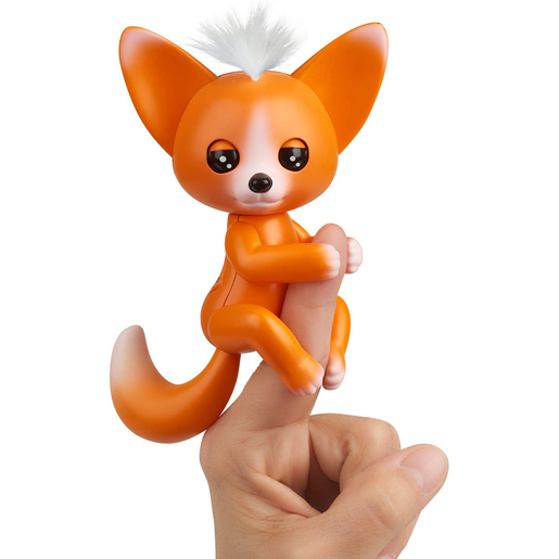 Fingerlings Fox - Mikey