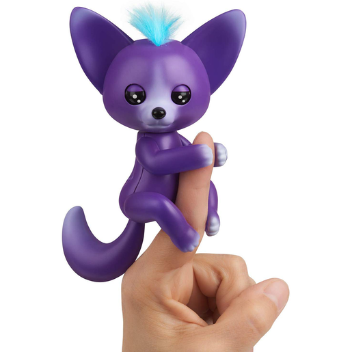 Fingerlings Fox - Sarah