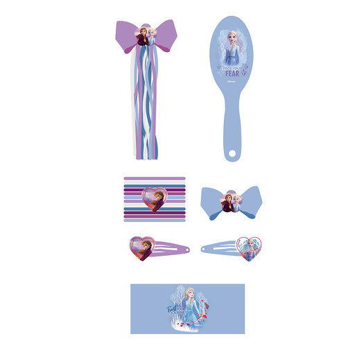Disney Frozen 2 Hair Accessories Set - 18 Pack