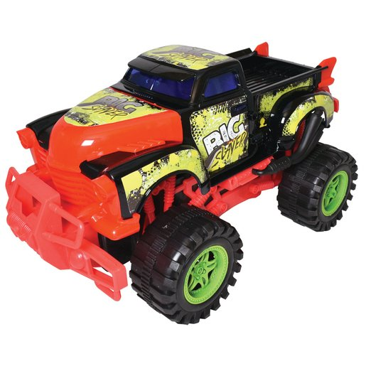 Team Power 30cm Max Monster Truck - Black