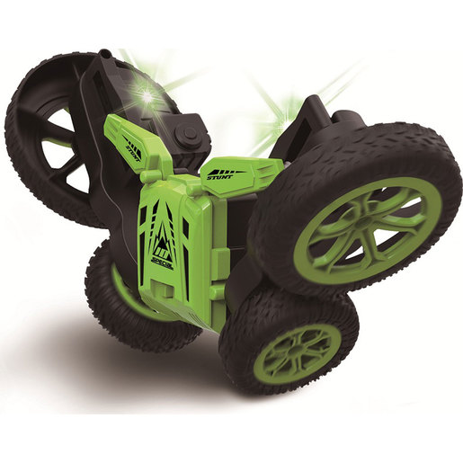 Remote Control Spinning Tracks Stunt Car