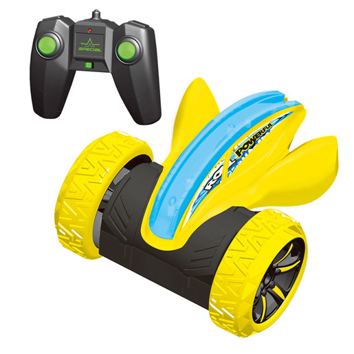 Remote Control Super Racing Car   Yellow