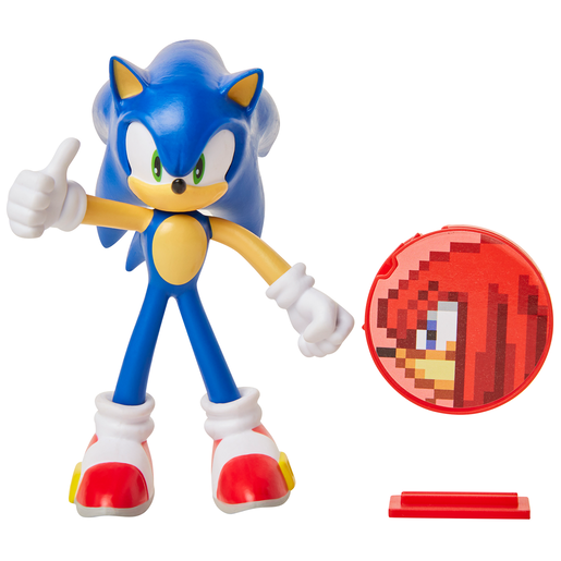 Sonic The Hedgehog Bendable Figure - Sonic