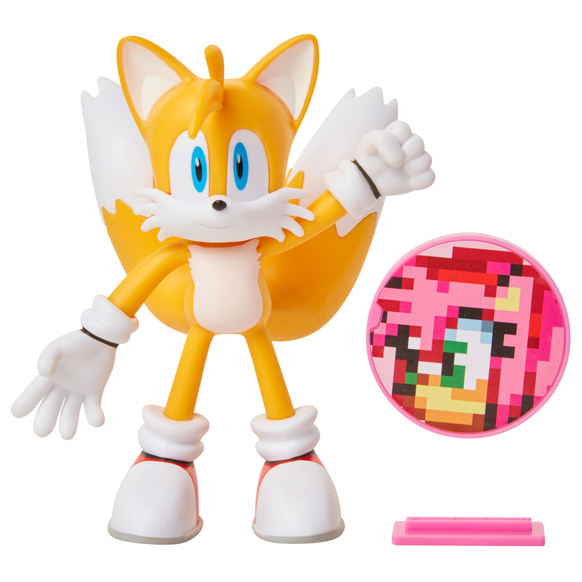Sonic The Hedgehog Bendable Figure Tails The Entertainer