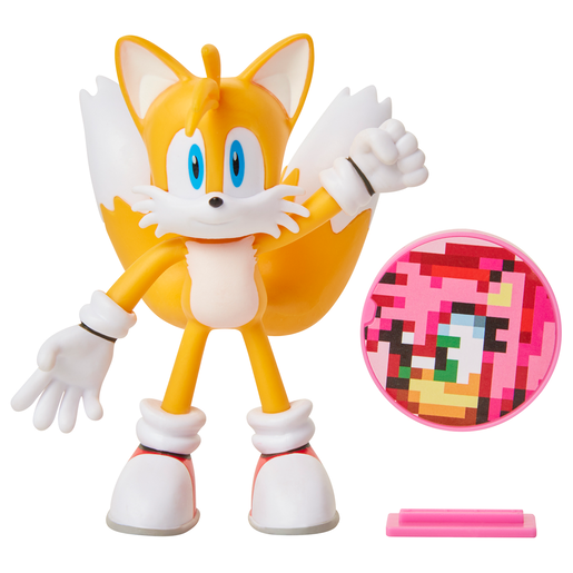 Sonic The Hedgehog Bendable Figure - Tails
