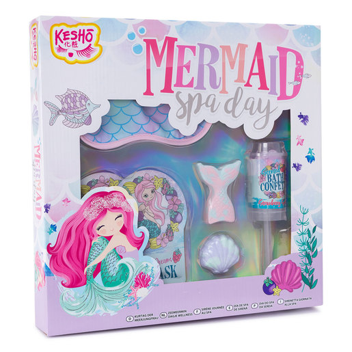 Kesho Mermaid Spa Day Set