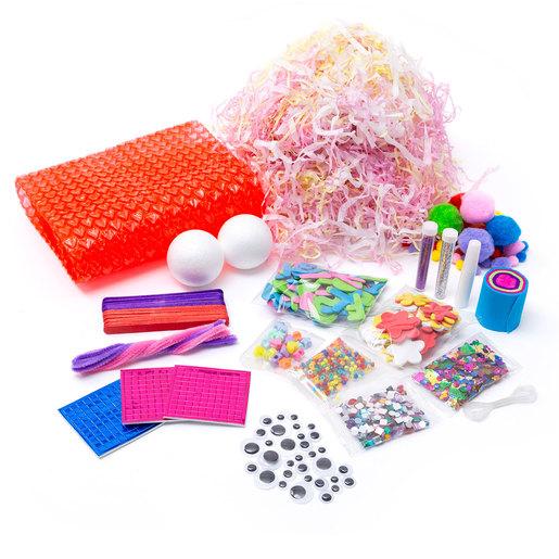 Grafix Mega Jar of Craft - Pink from TheToyShop