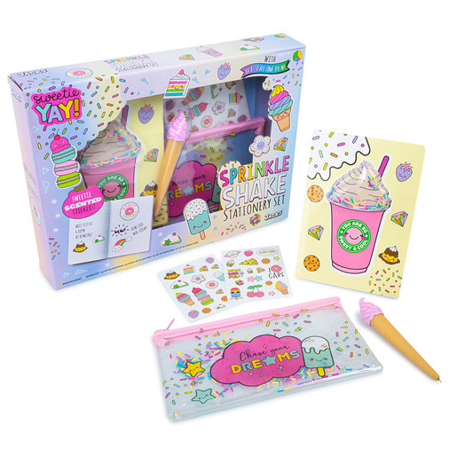 Jacks Sprinkle Shake Stationery Set