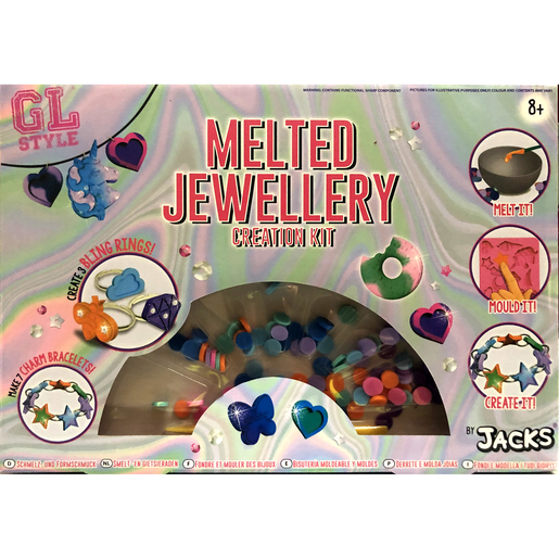 GL Style Melted Jewellery Creation Kit