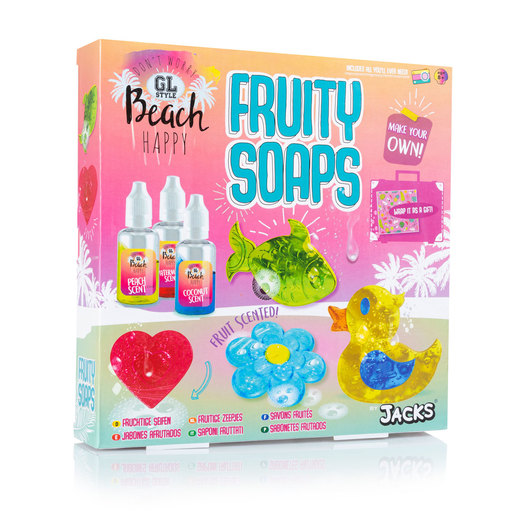 GL Style Beach Happy Make Your Own Fruity Soaps