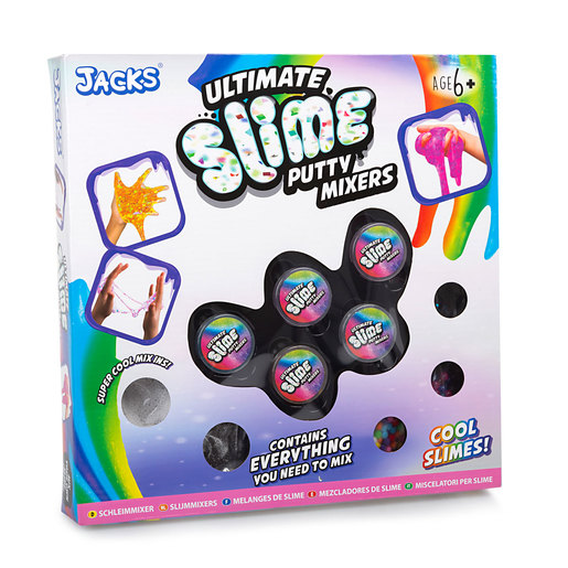 Jacks Ultimate Slime Putty Mixers