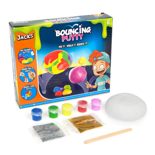 Jacks Bouncing Putty Kit