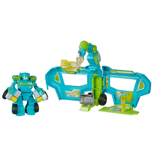 Playskool Transformers Rescue Bots Academy - Command Centre Hoist Rescue Trailer