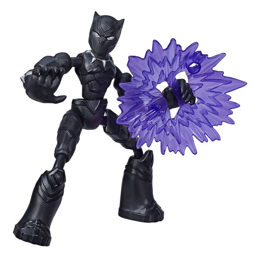 Bend and Flex Marvel Avengers Figure - Black Panther