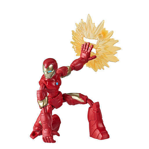 Bend and Flex Marvel Avengers Figure - Iron Man