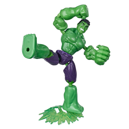 Bend and Flex Marvel Avengers Figure - Hulk
