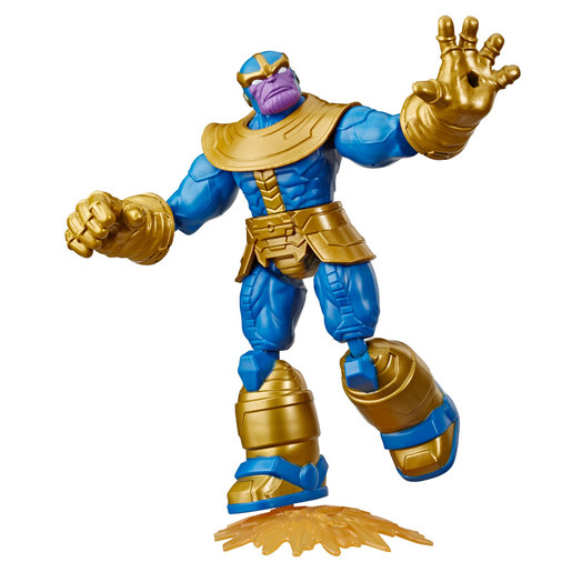 Bend and Flex Marvel Avengers Figure - Thanos