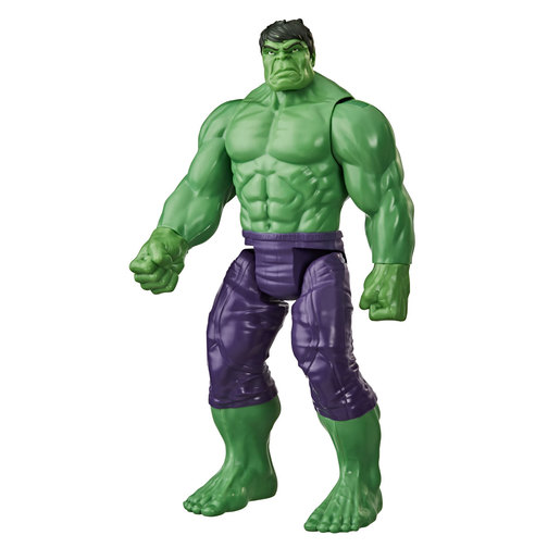 Marvel Avengers Titan Hero Series Blast Gear Figure - Hulk