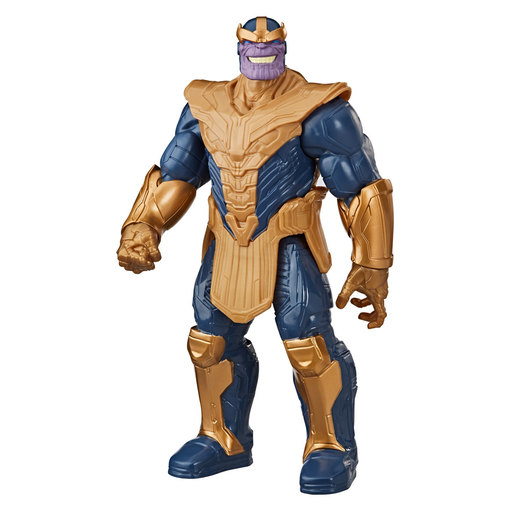 Marvel Avengers Titan Hero Series Blast Gear Figure - Thanos