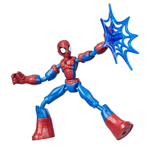 Marvel Spider-Man Bend and Flex Figure - Spider-Man