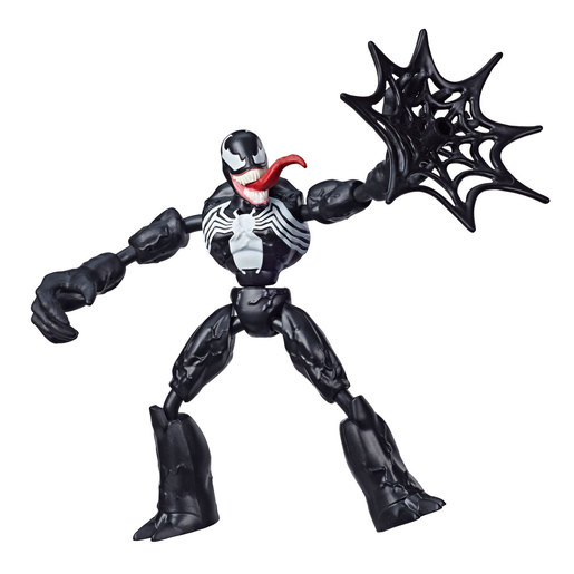 Marvel Spider-Man Bend and Flex Figure - Venom