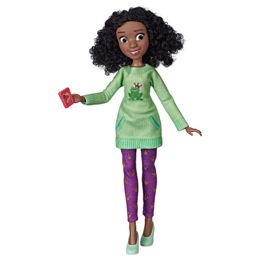 Disney Princess Comfy Squad Doll - Tiana