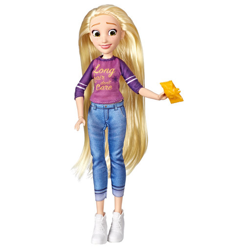Disney Princess Comfy Squad Doll - Rapunzel