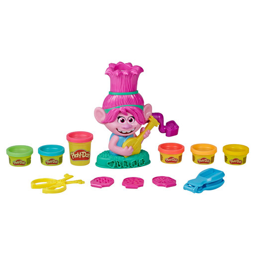 DreamWorks Trolls World Tour Play-Doh Poppy