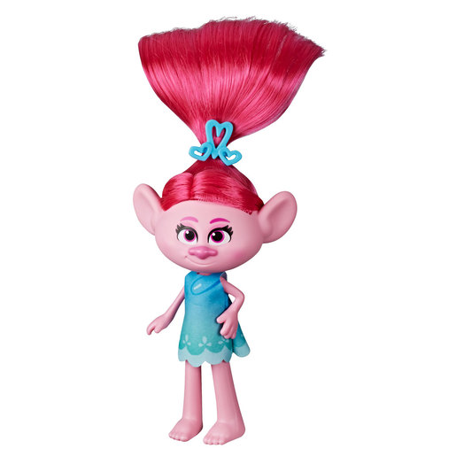 DreamWorks Trolls World Tour Stylin' Doll - Poppy