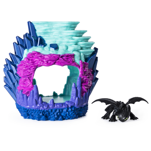 DreamWorks Dragons: Hidden World Playset from TheToyShop
