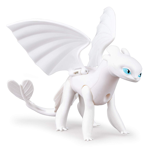 DreamWorks Dragons: The Hidden World Figure - Lightfury