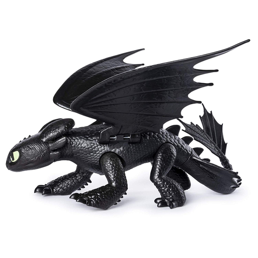 DreamWorks Dragons: The Hidden World Figure - Toothless