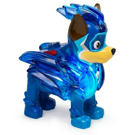 Paw Patrol Mighty Pups Charged Up Figure - Chase