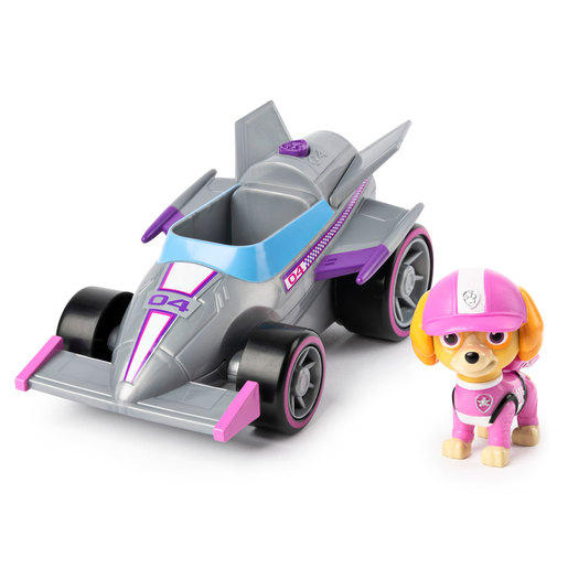 Paw Patrol Ready Race Rescue Race and Go Deluxe Vehicle - Skye