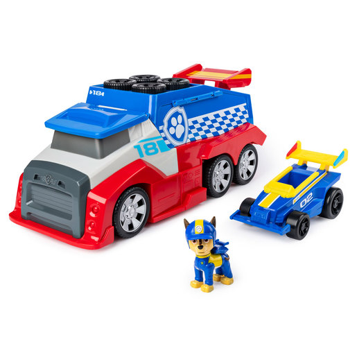 Paw Patrol Ready Race Rescue Mobile Put Stop Team Vehicle