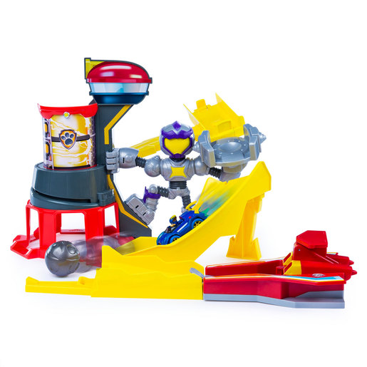 Paw Patrol Mighty Pups True Metal Mighty Meteor Track Set