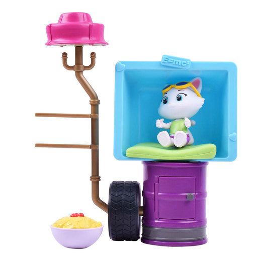 44 Cats The Club House Playset - Milady's Place